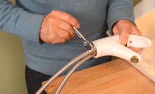 changer un robinet mitigeur