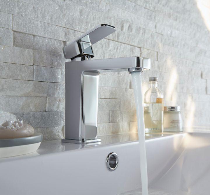 Quel robinet choisir pour le lavabo ?