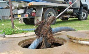 Que faire en cas de canalisation extérieure bouchée ?