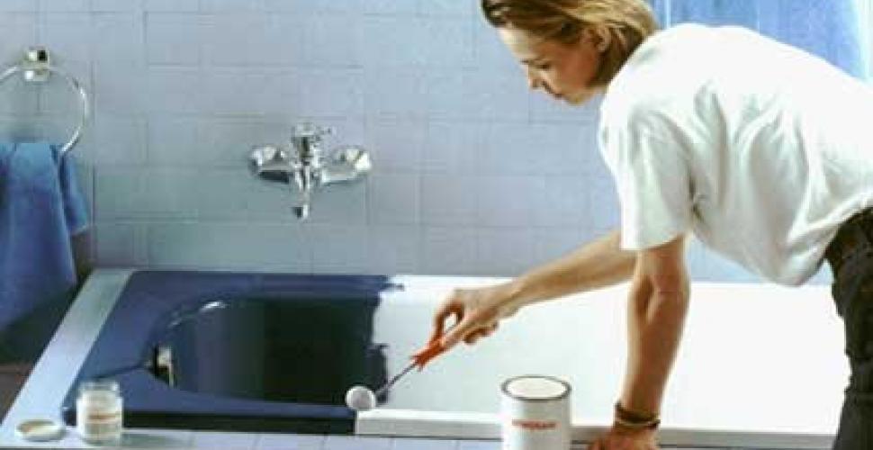 Redonner vie à des anciens sanitaires