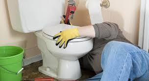 dépannage fuite d'eau wc
