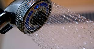 douche économie d'eau