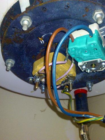 Dépannage thermostat chauffe-eau paris 6