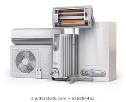 appareil de chauffage en panne