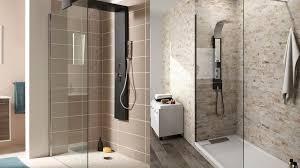 différents types de douche