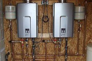 Installation chauffe-eau instantané