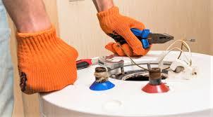 Réparation et remplacement de chauffe-eau
